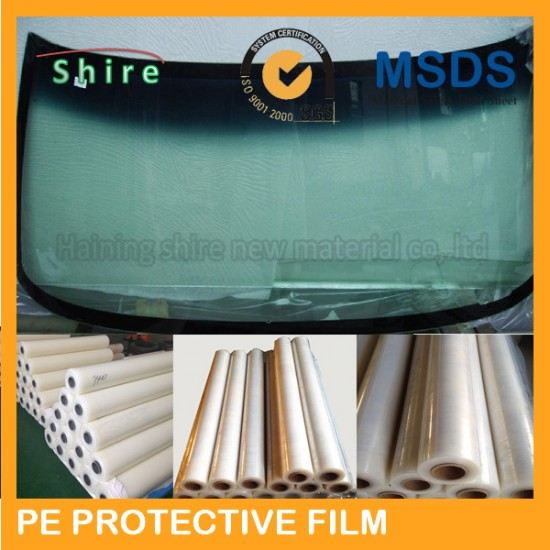 PE protective acrylic adhesive tape for smooth PMMA