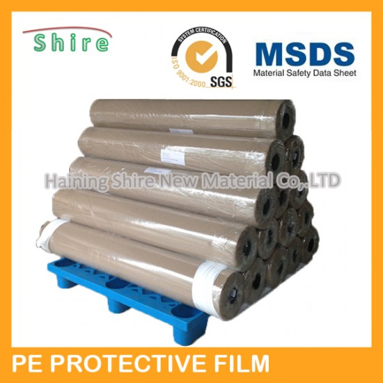 Protection / protective film / tape protects high gloss stainless steel