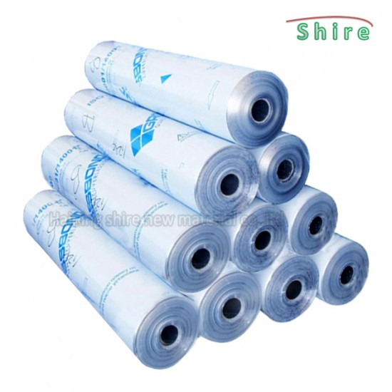 China Stinless steel Surface Protection Film manufactory/Black & White film/Pringting Protective film
