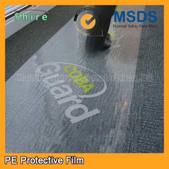 Adhesive Carpet Protective Film