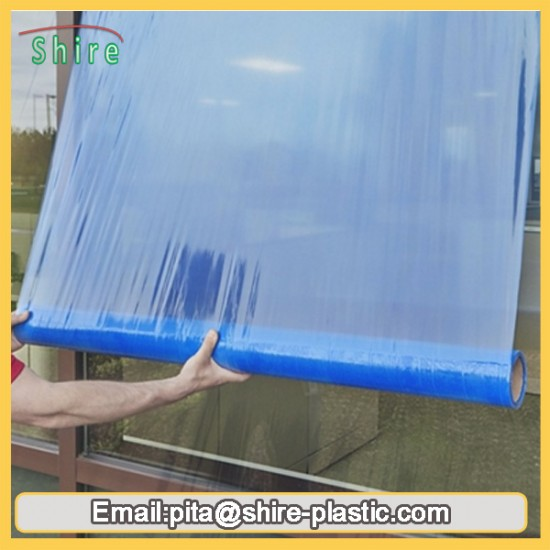 Adhesive Protect Film for Clear Glass