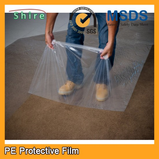 60mic High Adhesive Carpet Protection Film