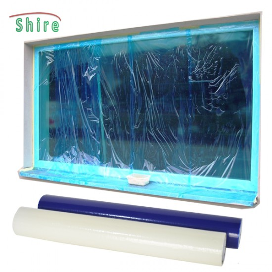 Temporary Glass Protection Film