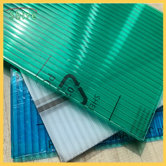 PE Transparent Medium Adhesive Protective Film For PS Plastic Sheet