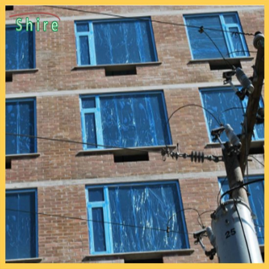 Window Glass surface Protection Film Windows Mirrors And High Gloss Surfaces Protect
