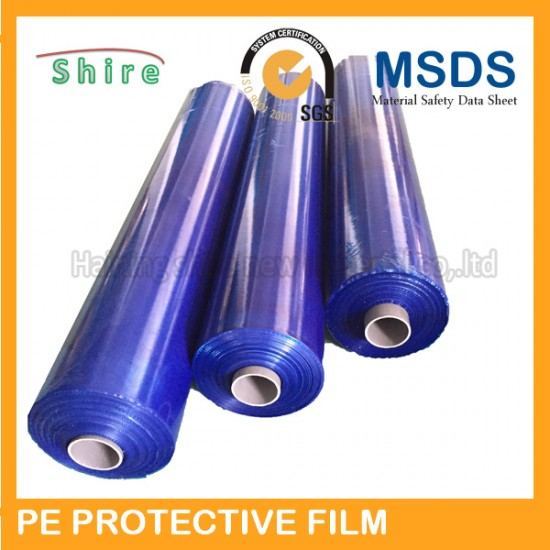 PE Protective Film for Door surface/Security Door Surface/wooden door surface protect