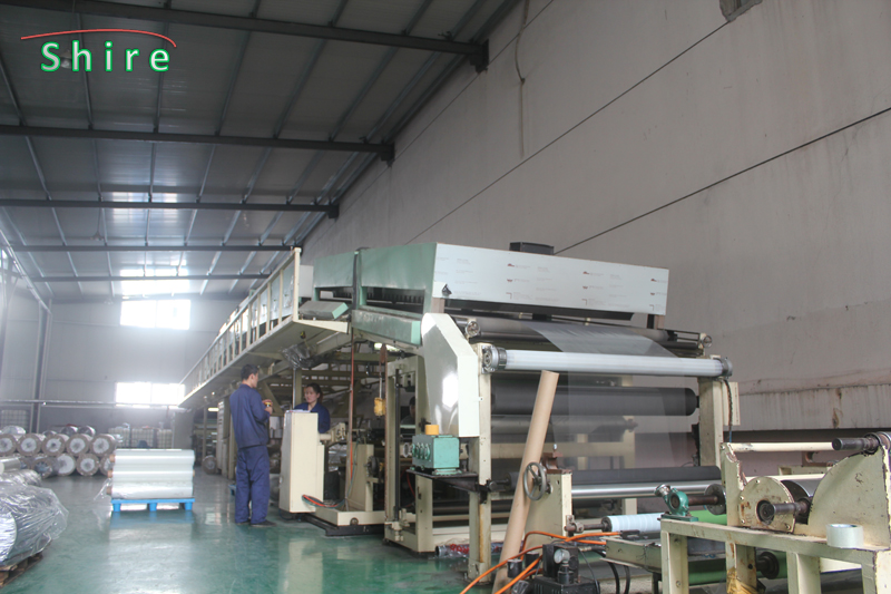 coating machine for pe protective film - shire plastic