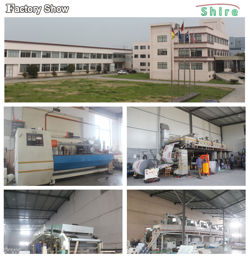 PE PROTECTION FILM FACTORY
